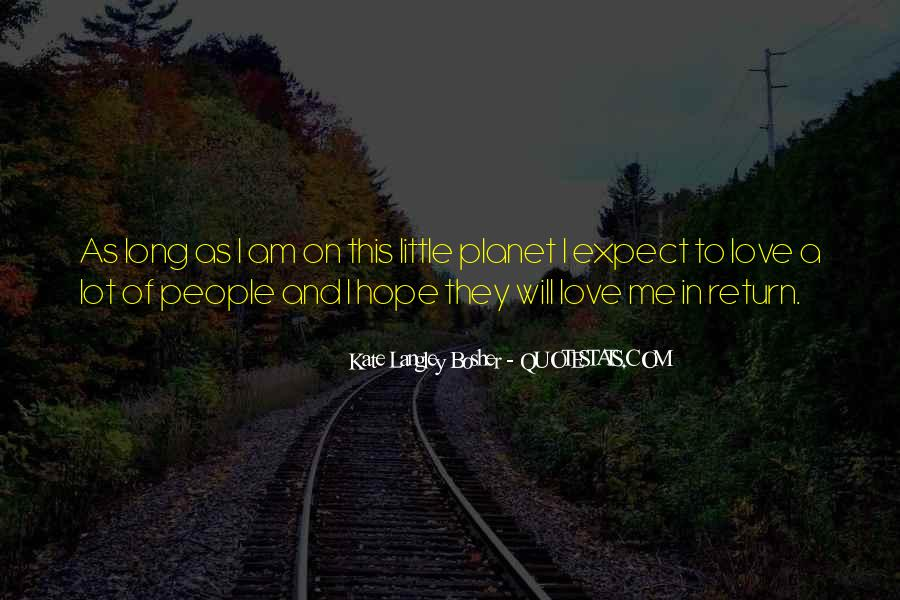 Quotes About Langley #861299