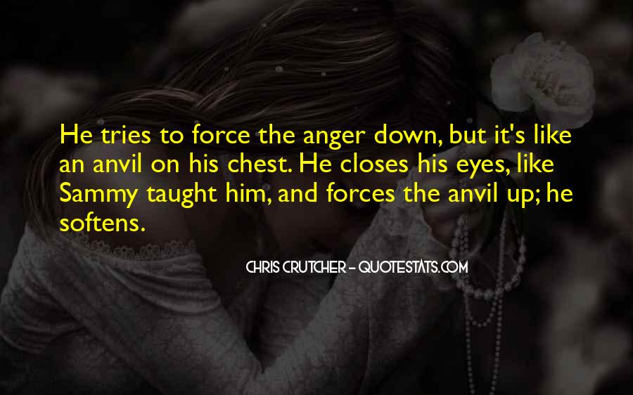 Cool Down Anger Quotes #214057
