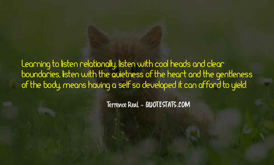 Cool Heads Quotes #160201