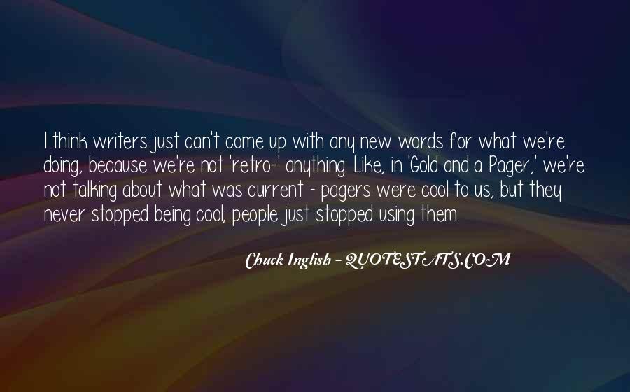 Cool Retro Quotes #1738293