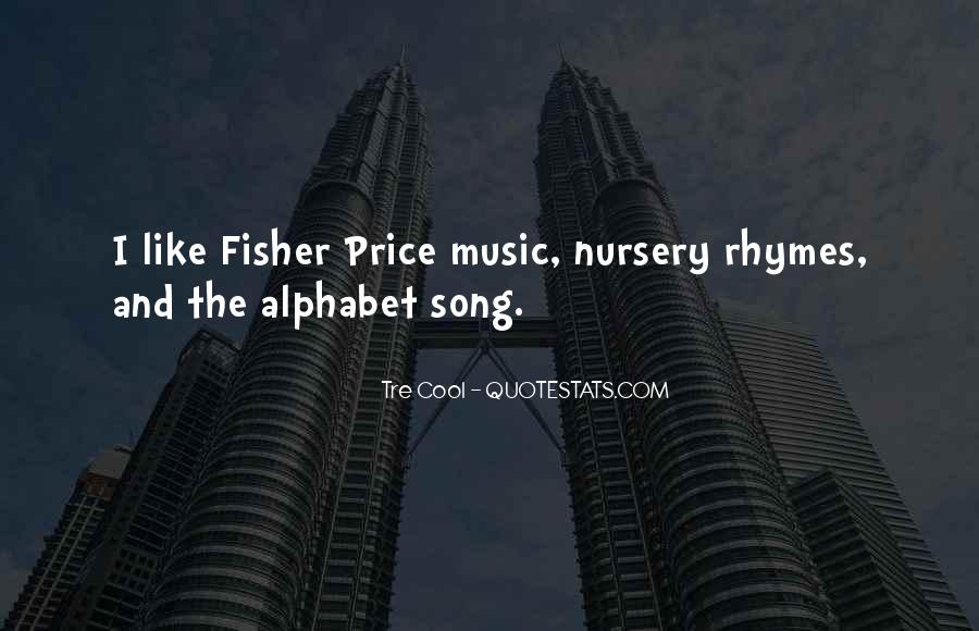 Cool Rhymes Quotes #108770