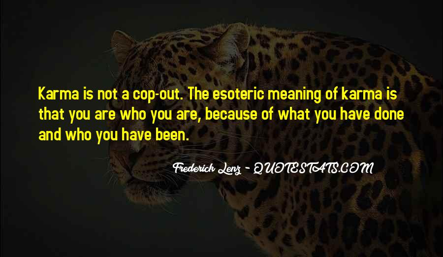 Cop Out Quotes #1225979
