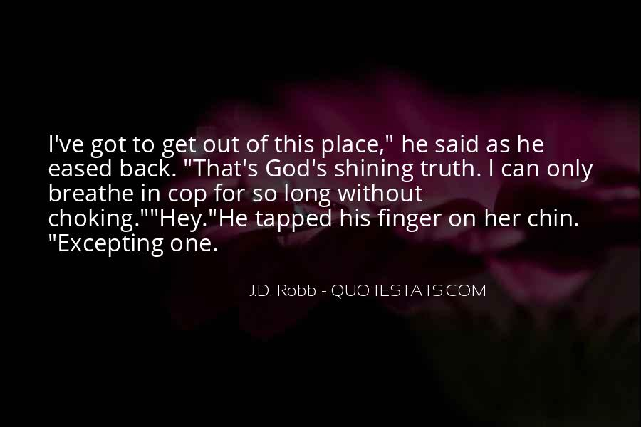 Cop Out Quotes #1378196