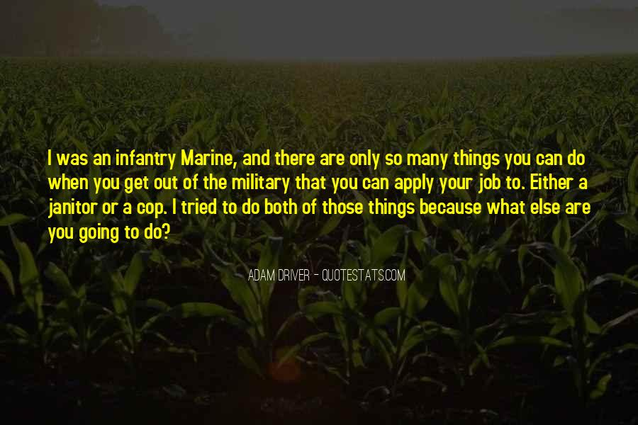 Cop Out Quotes #1529279