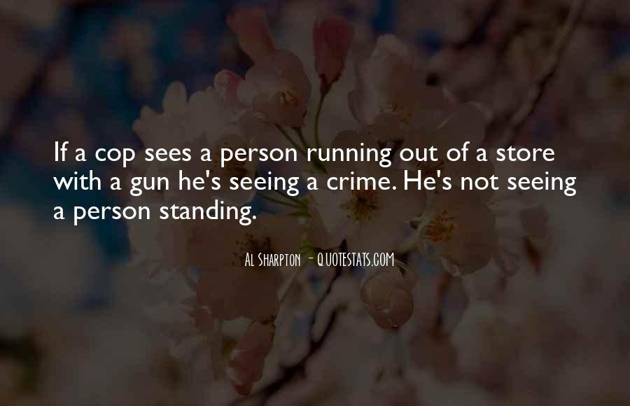 Cop Out Quotes #752448
