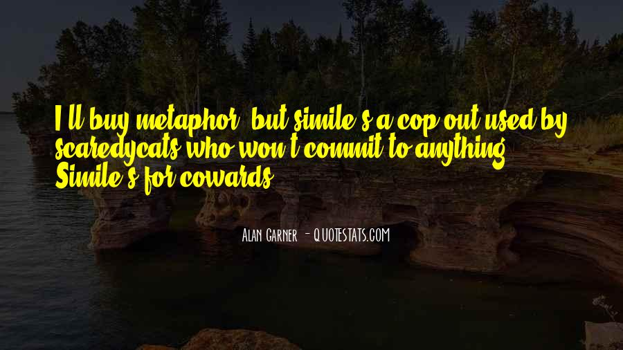 Cop Out Quotes #83227