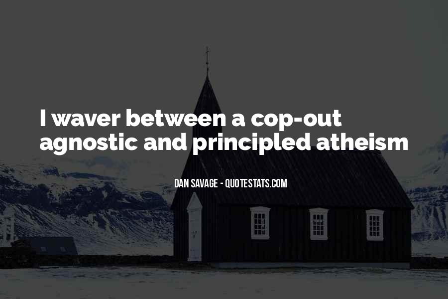 Cop Out Quotes #88882