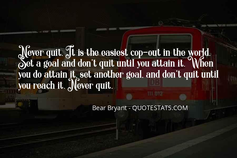 Cop Out Quotes #924632
