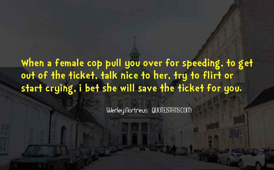 Cop Out Quotes #987043
