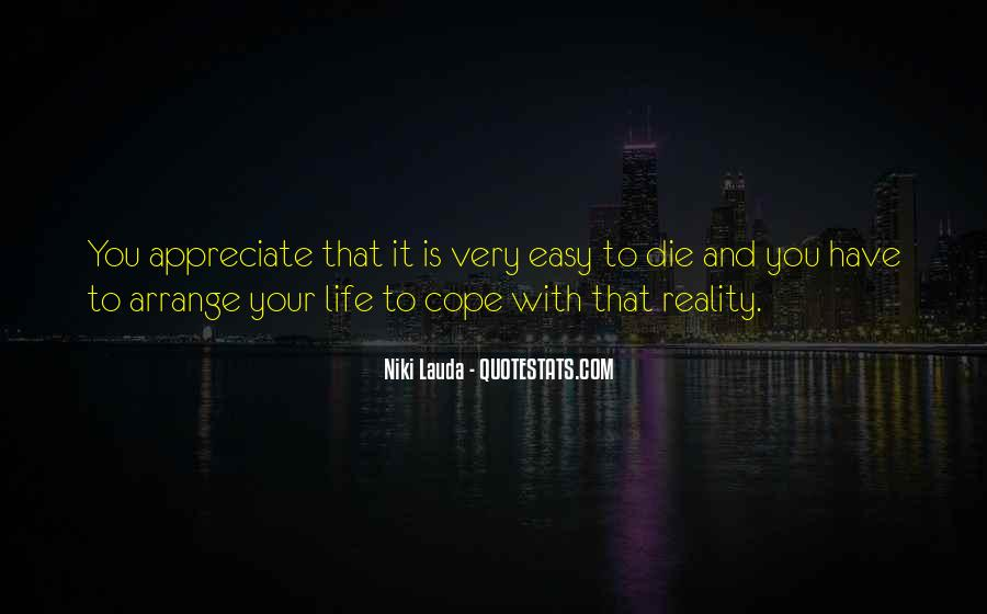 Cope With Life Quotes #471665