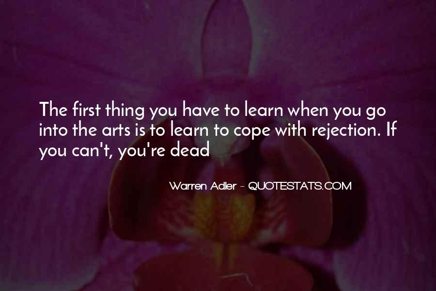 Cope With Life Quotes #886766