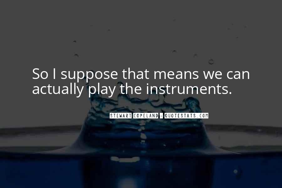 Copeland Quotes #73495
