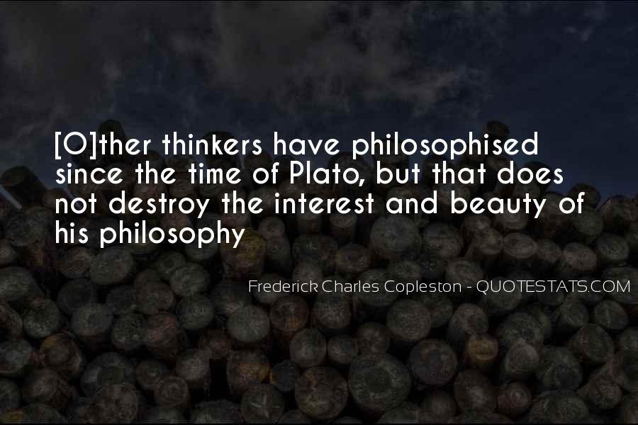 Copleston Quotes #137380