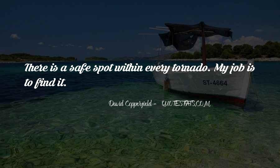 Copperfield Quotes #1076853