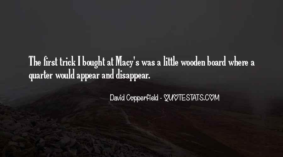 Copperfield Quotes #1105587