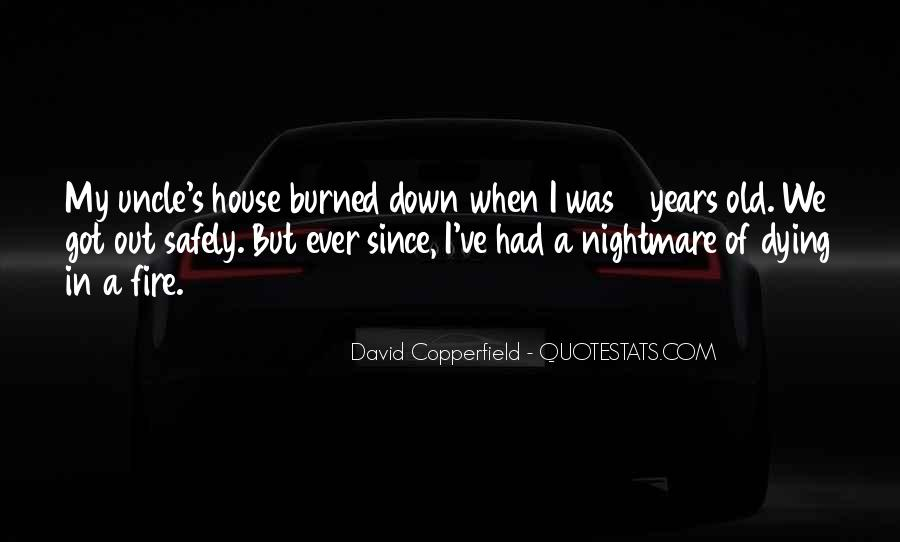 Copperfield Quotes #1131835