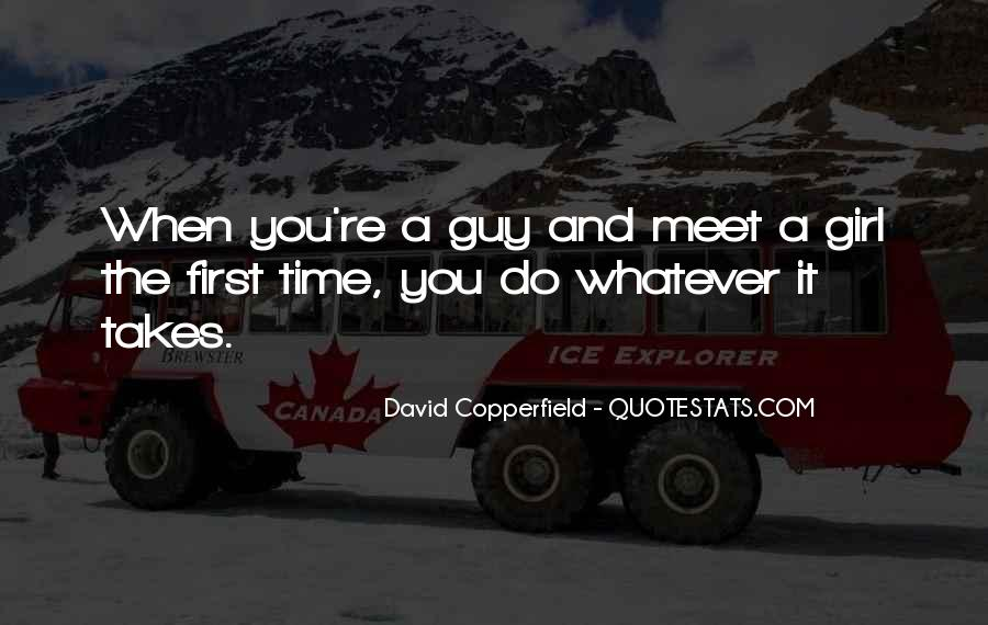 Copperfield Quotes #1202739