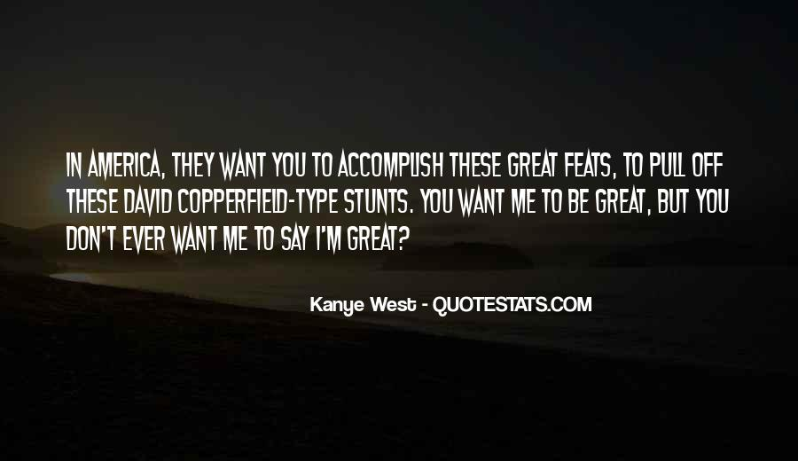 Copperfield Quotes #1284047