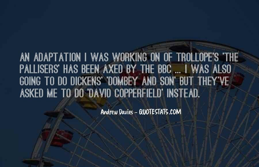 Copperfield Quotes #1385903