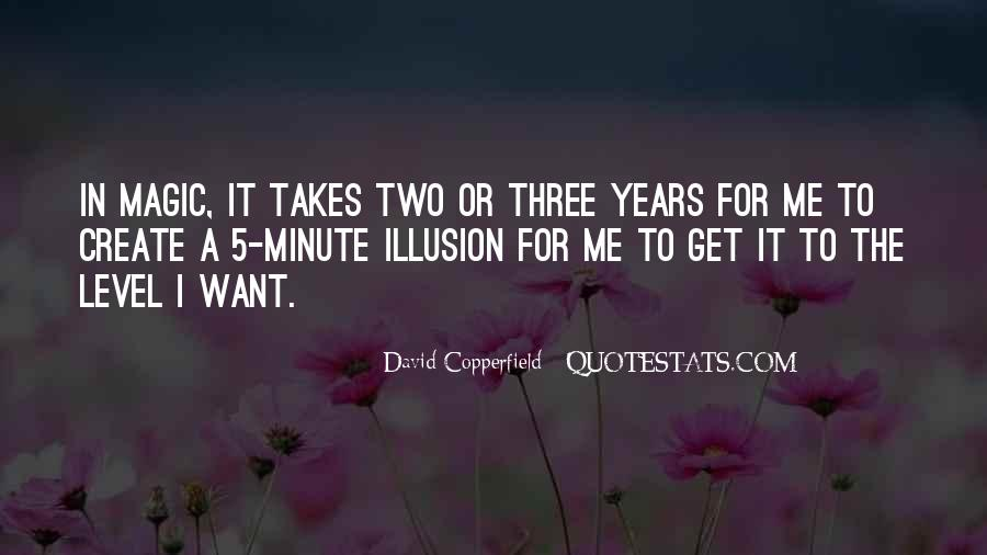 Copperfield Quotes #1396463