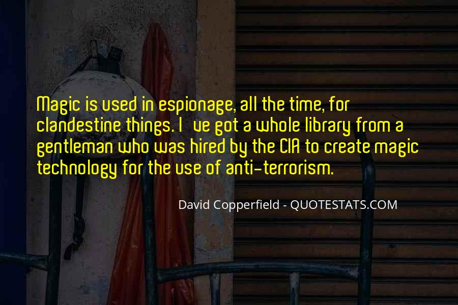 Copperfield Quotes #1418658