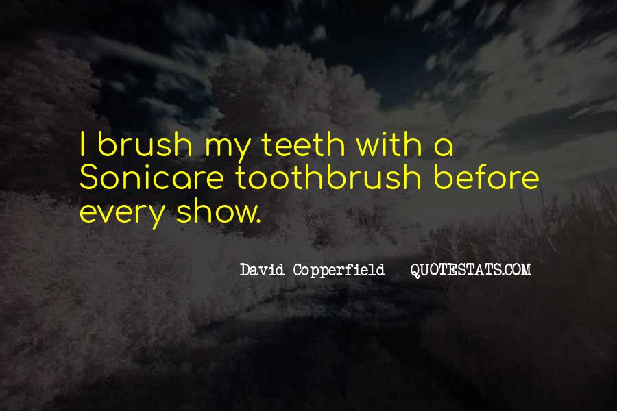Copperfield Quotes #1576660