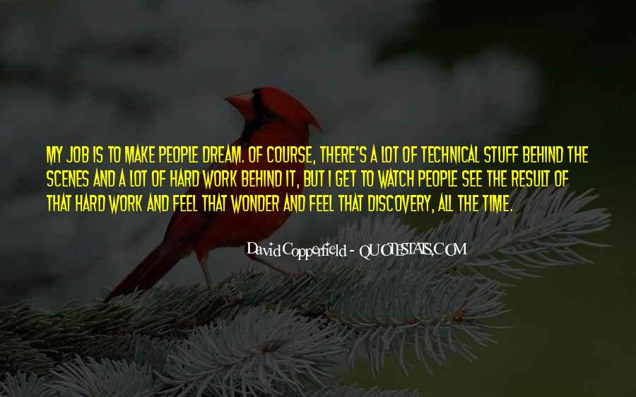 Copperfield Quotes #1711792