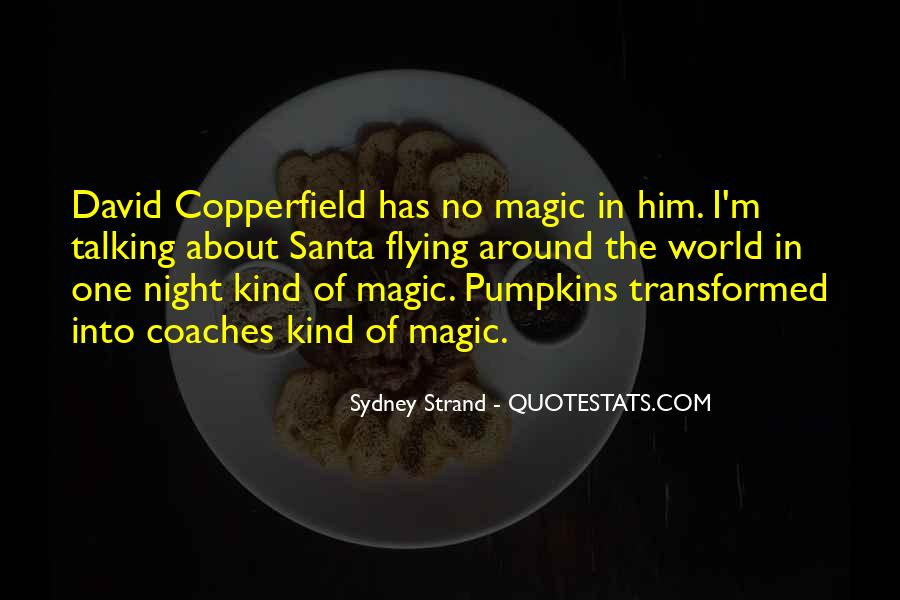 Copperfield Quotes #244954