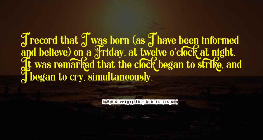 Copperfield Quotes #255348