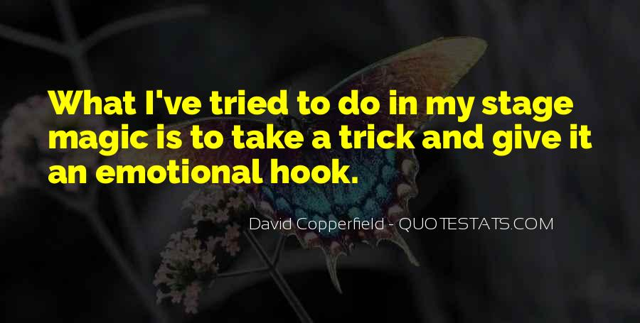 Copperfield Quotes #378334