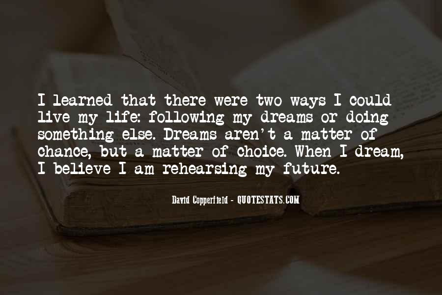 Copperfield Quotes #463127