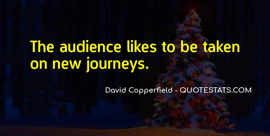 Copperfield Quotes #576526
