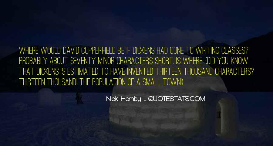 Copperfield Quotes #583204