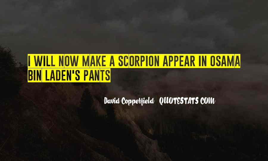 Copperfield Quotes #736782