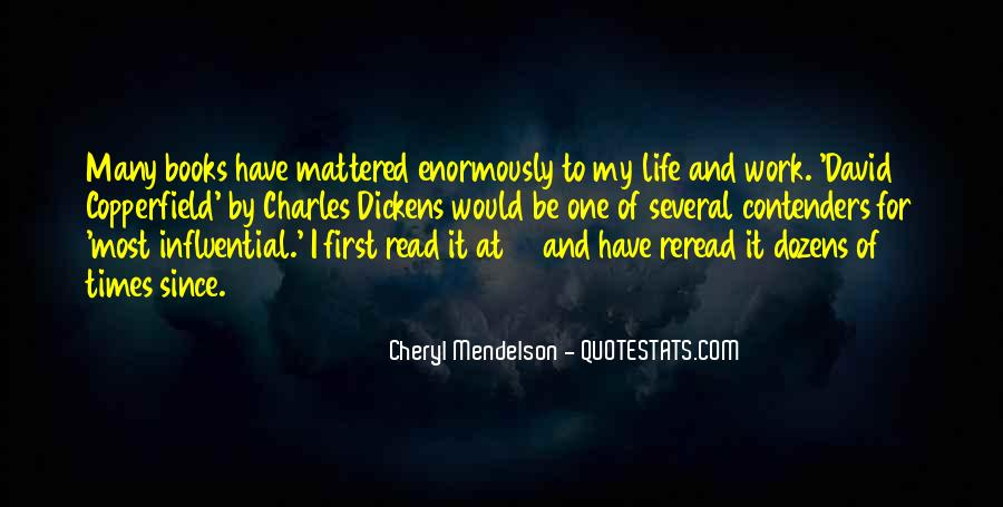 Copperfield Quotes #801862