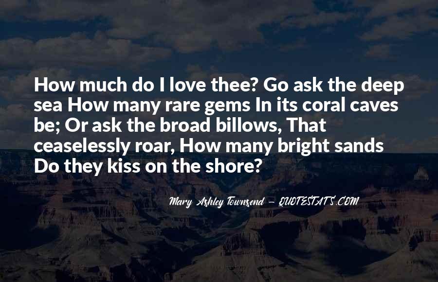 Coral Sea Quotes #1875224
