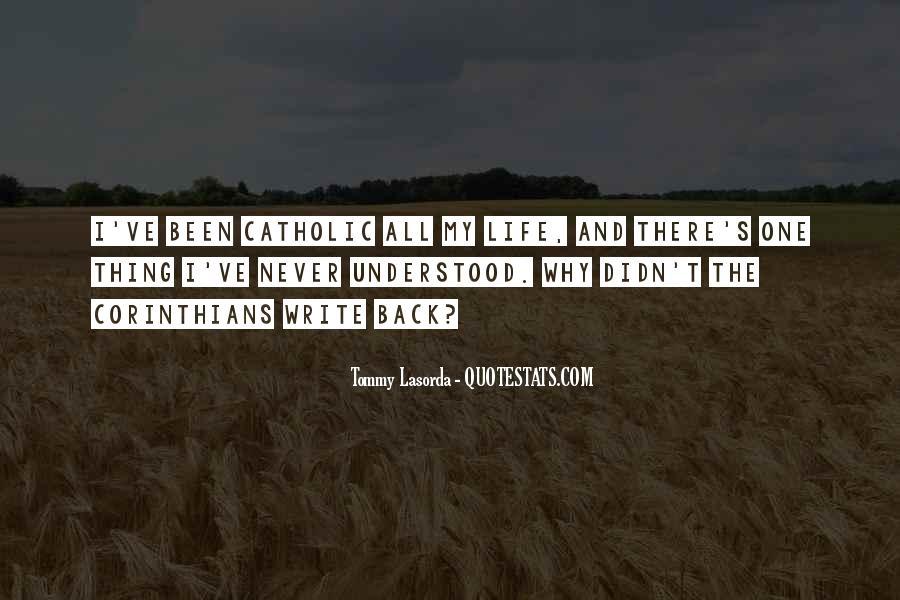 Corinthians Life Quotes #343326