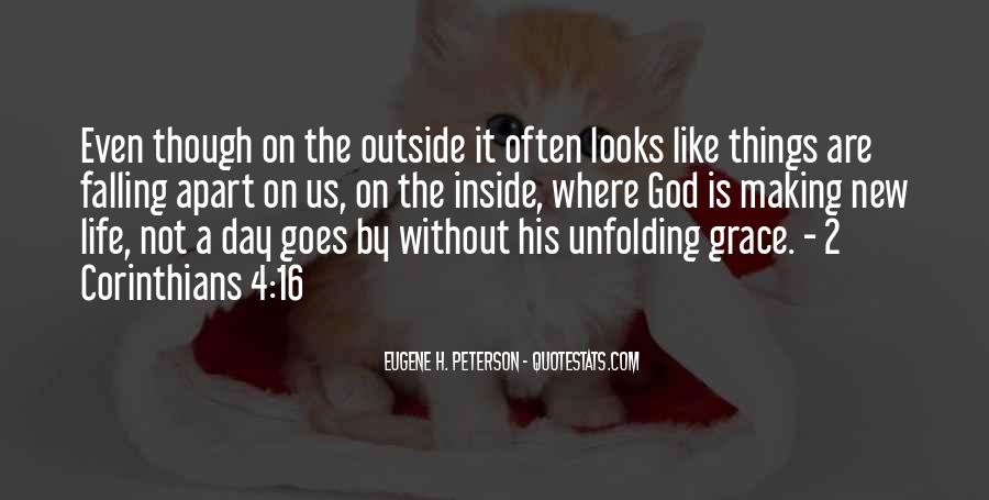 Corinthians Life Quotes #398744