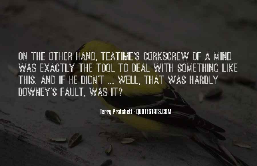 Corkscrew Quotes #237716