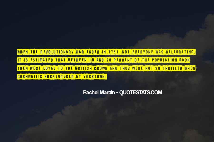 Cornwallis Quotes #716212