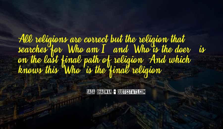 Correct Path Quotes #1265463