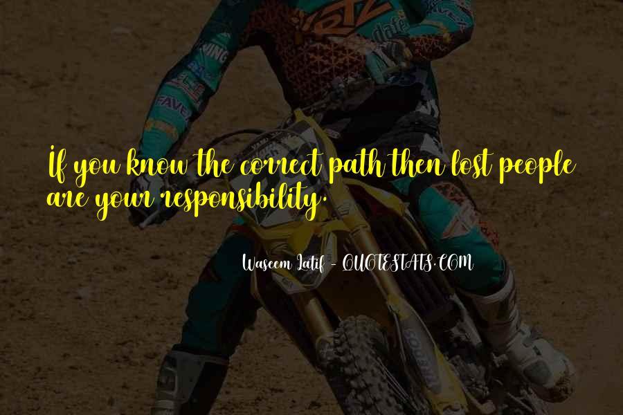 Correct Path Quotes #1484239