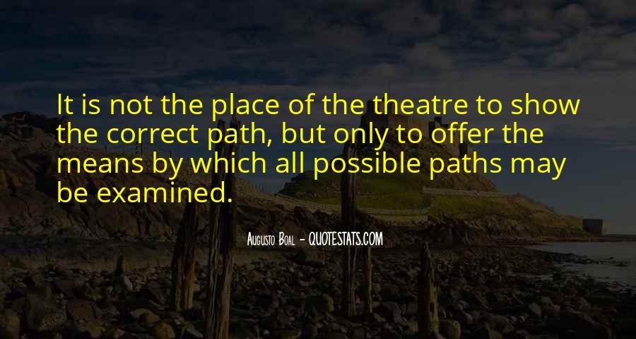 Correct Path Quotes #633599