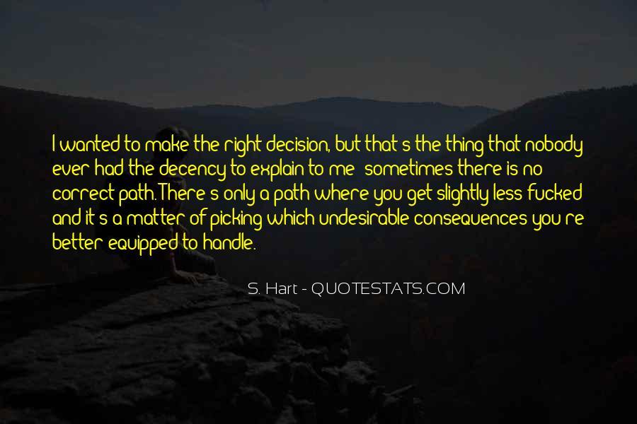 Correct Path Quotes #695713
