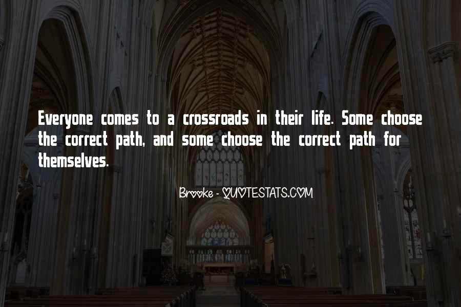 Correct Path Quotes #852924