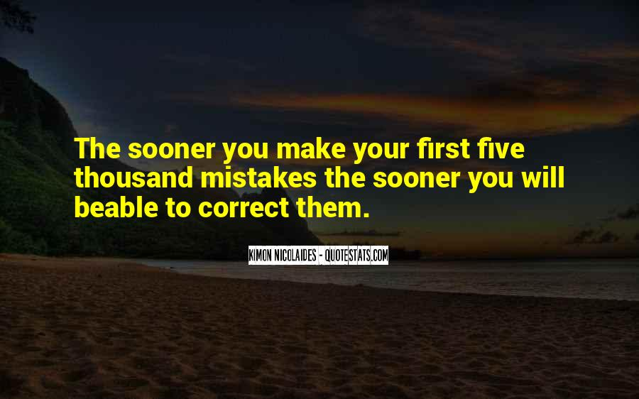 Correct Yourself First Quotes #102643