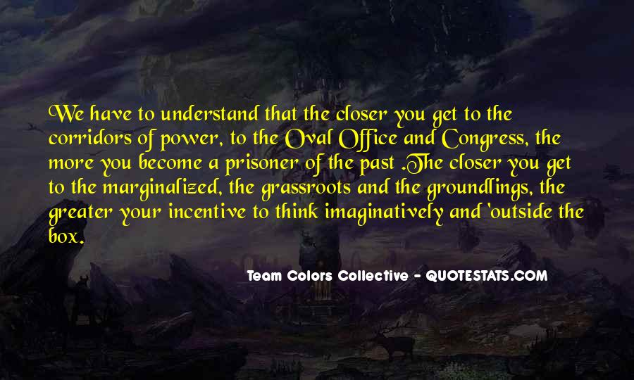Corridors Of Power Quotes #1770708