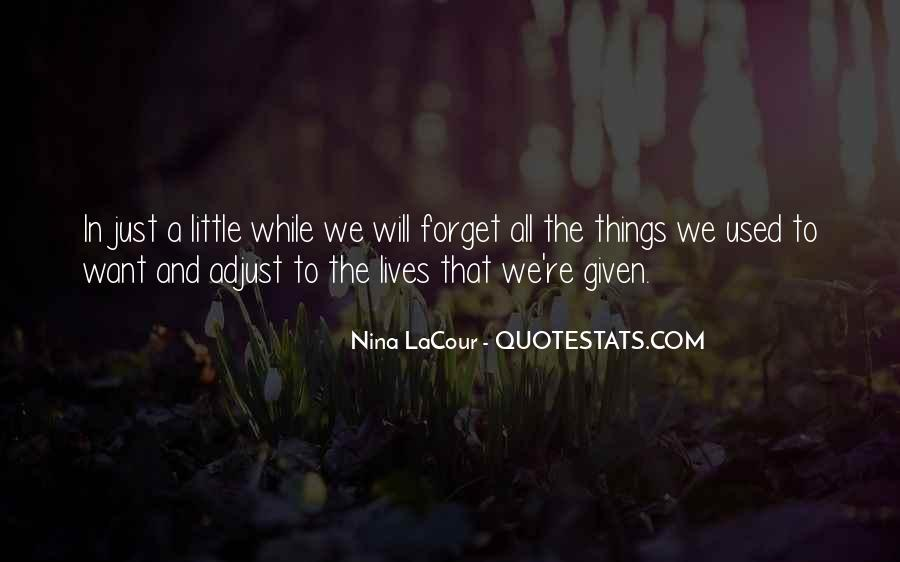 Quotes About Lacour #363104