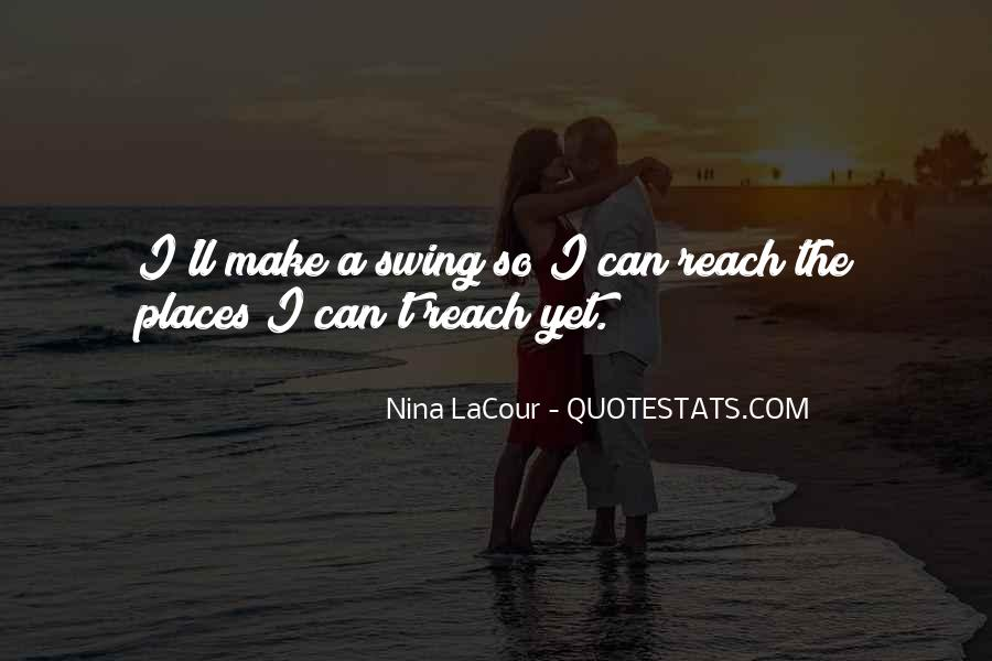 Quotes About Lacour #891272