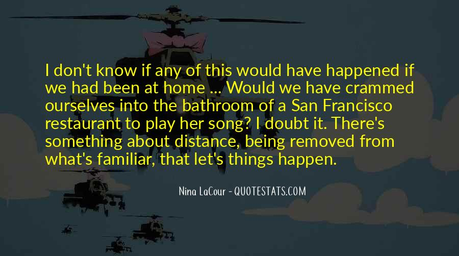 Quotes About Lacour #911095